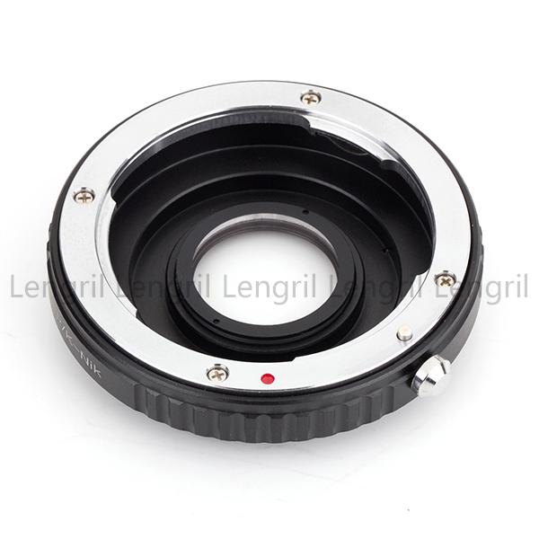 Adaptador de Cámara Infinity Para Pentax PK Lente Nikon D7500 D800E D5400 D3400 D5
