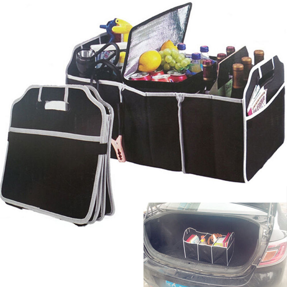 Storage Box Trunk Car Box Bag Organizer Foldable Tool Bag