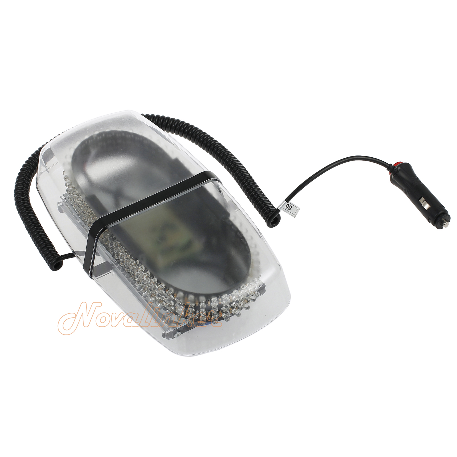 LED Warning Light Emergency Strobe Flashing Lamp 240 LED ...