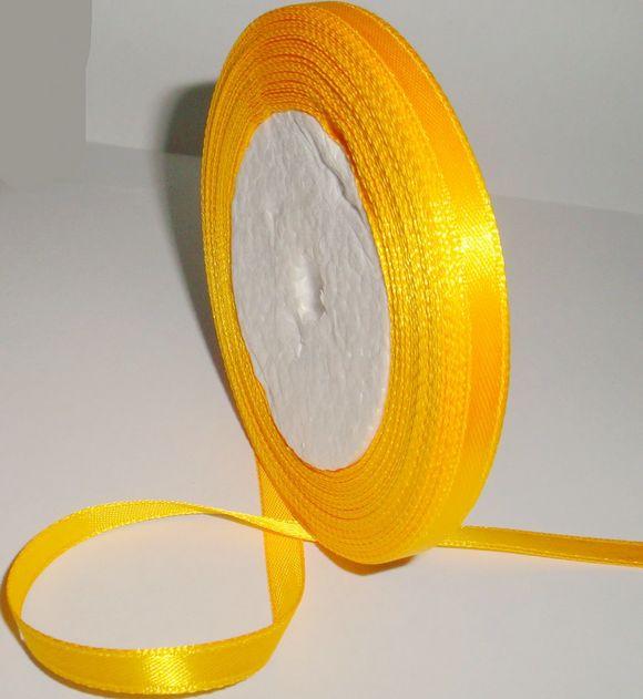 "Free shipping 1//4/""25yds Blue Satin Ribbon Wedding Party Bow Craft Supply"