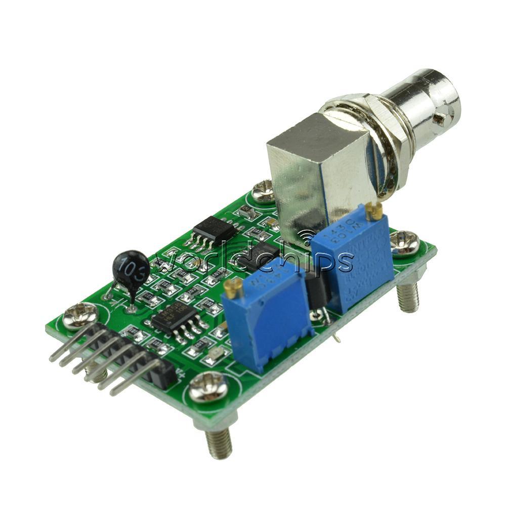 Details about Liquid PH 0-14 Value Detect Sensor Module + PH Electrode  Probe BNC for Arduino