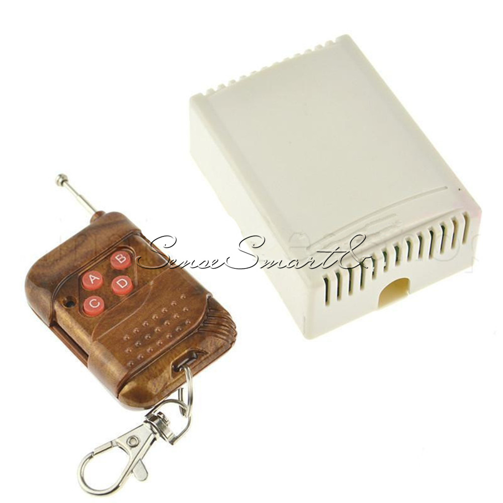 1-4-6-8-12-15-Channel-12V-315MHZ-RF-Remote-Control-Transmitter-Receiver-Module thumbnail 16