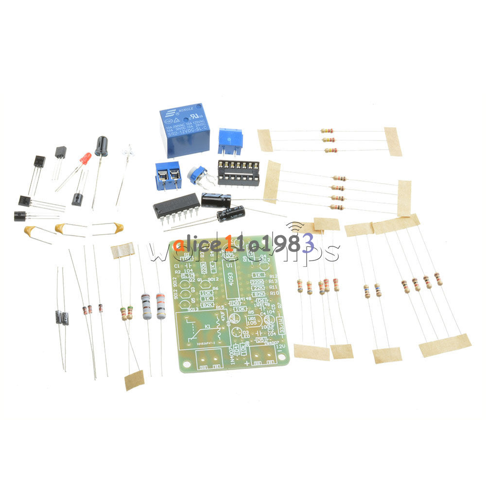 E18-D50NK-E18-D80NK-NPN-Adjustable-Infrared-Reflectance-Sensor-Switch-DIY-Kit thumbnail 17