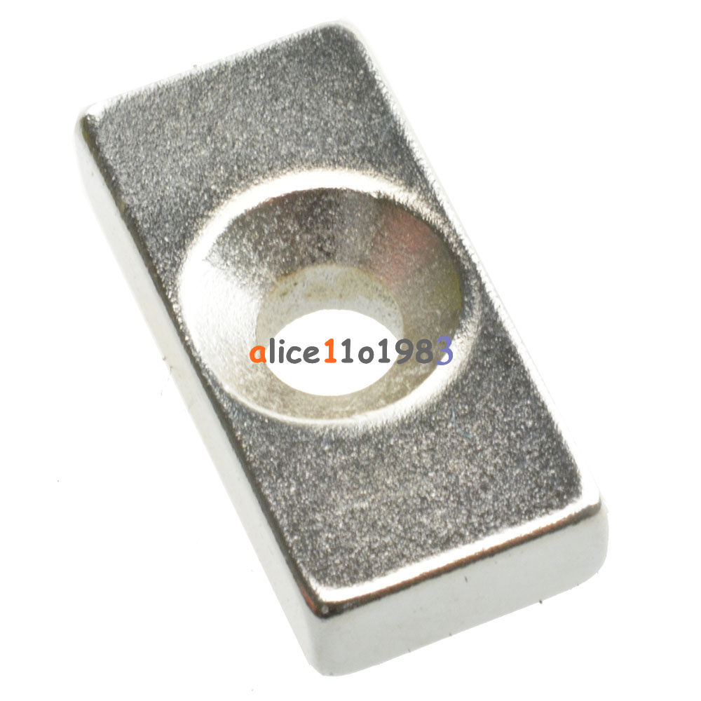 5-10PCS-Super-Round-Strong-Fridge-Magnets-Rare-Earth-Neodymium-Magnet-N50-N52 thumbnail 14