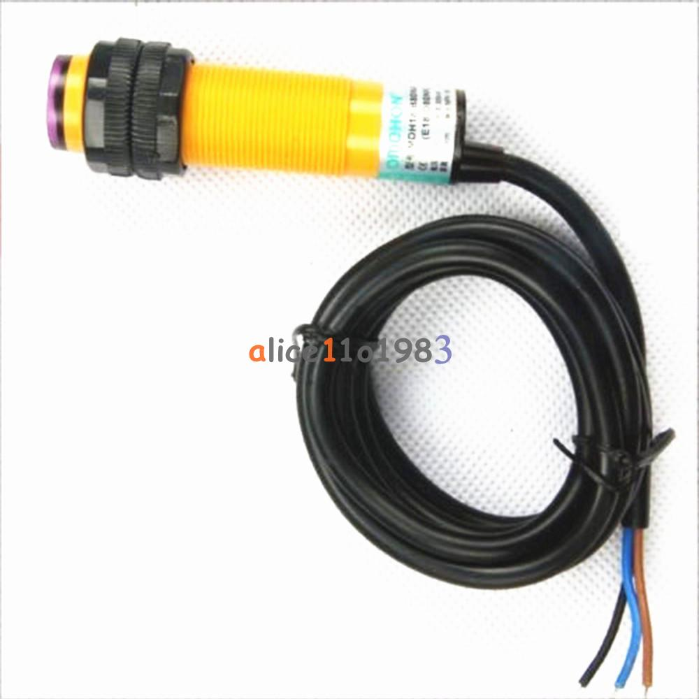 E18-D50NK-E18-D80NK-NPN-Adjustable-Infrared-Reflectance-Sensor-Switch-DIY-Kit thumbnail 14