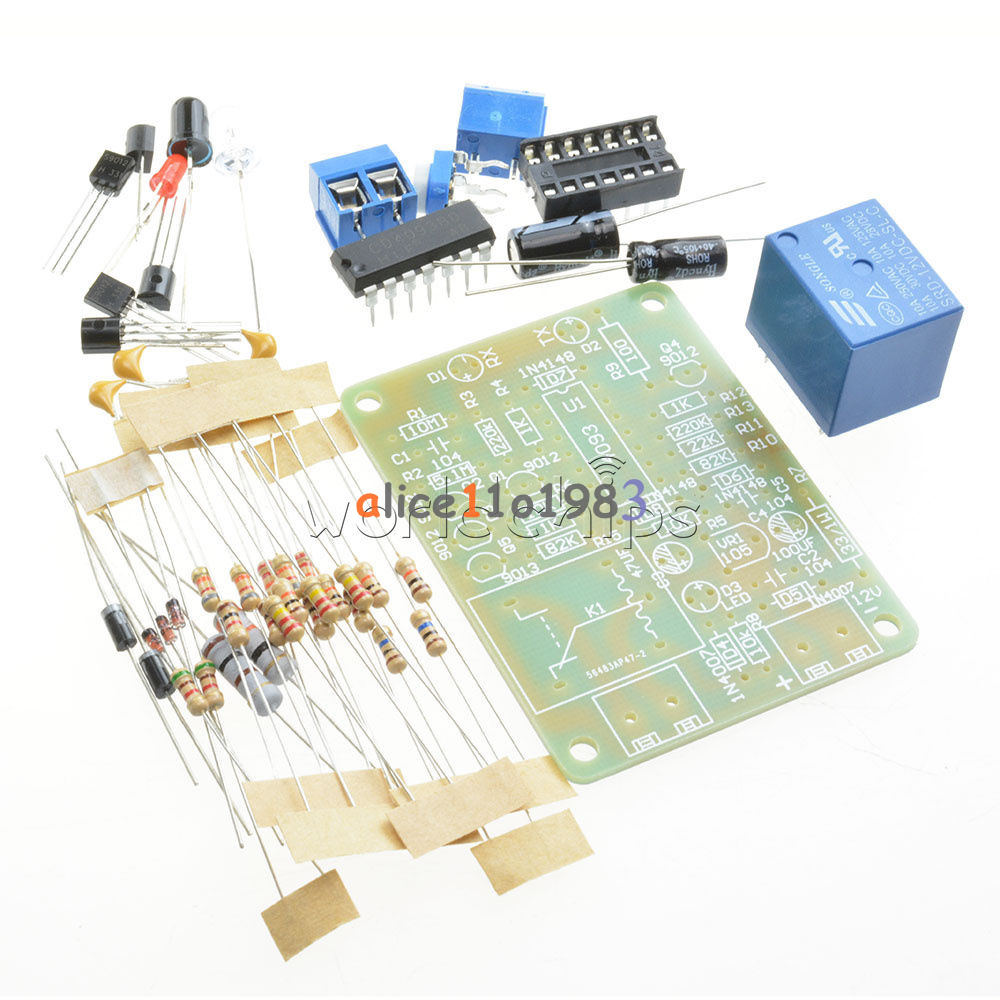 E18-D50NK-E18-D80NK-NPN-Adjustable-Infrared-Reflectance-Sensor-Switch-DIY-Kit thumbnail 19