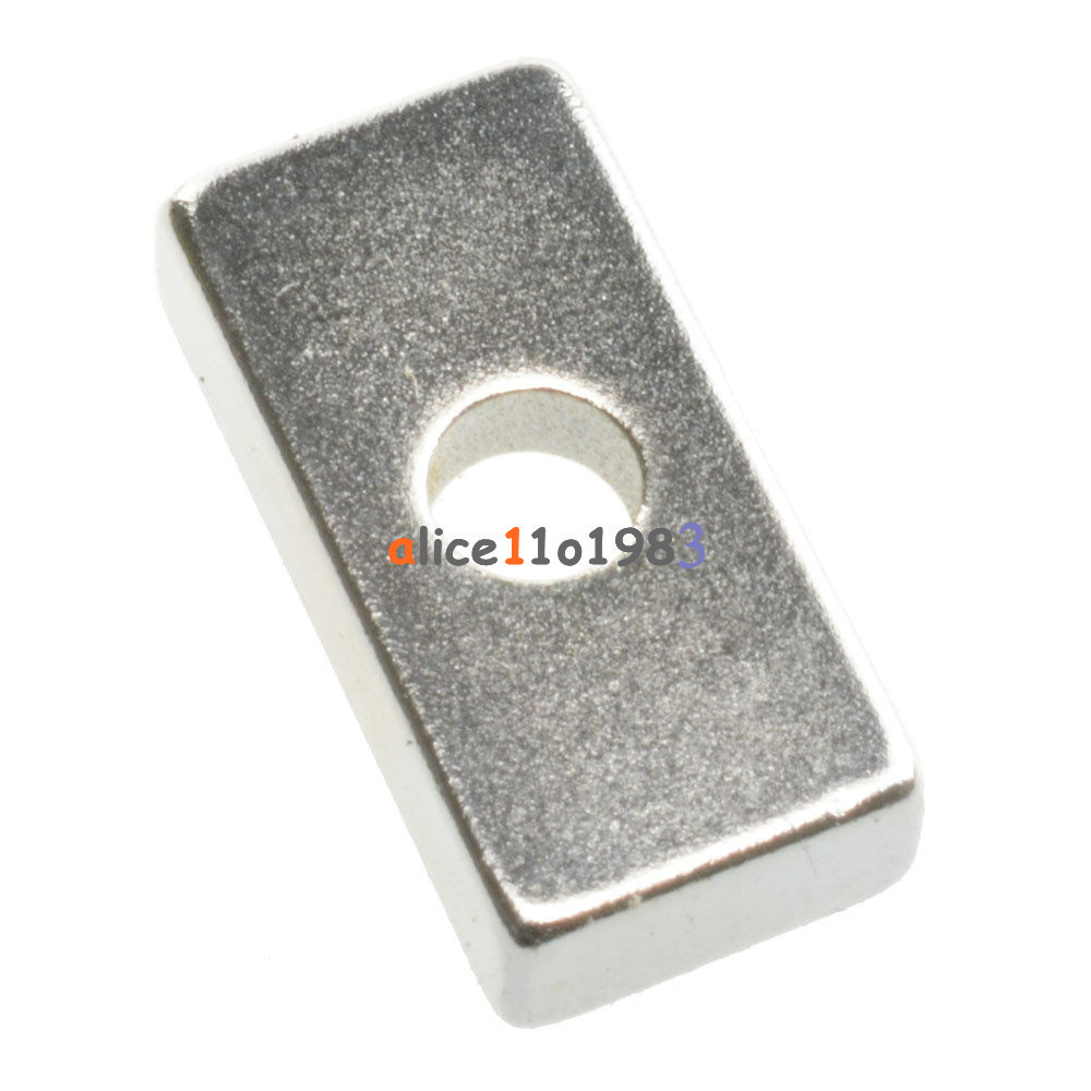 5-10PCS-Super-Round-Strong-Fridge-Magnets-Rare-Earth-Neodymium-Magnet-N50-N52 thumbnail 11