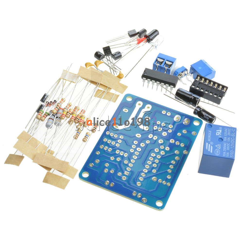 E18-D50NK-E18-D80NK-NPN-Adjustable-Infrared-Reflectance-Sensor-Switch-DIY-Kit thumbnail 20