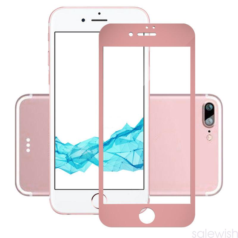 Protector-Cristal-Templado-Silk-para-iPhone-6-6S-7-Plus-9H-Transparente-New miniatura 13