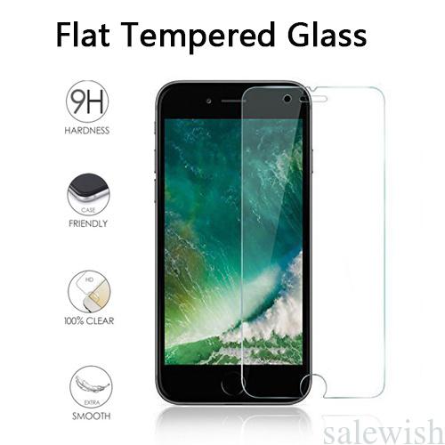 Protector-Cristal-Templado-Silk-para-iPhone-6-6S-7-Plus-9H-Transparente-New miniatura 19