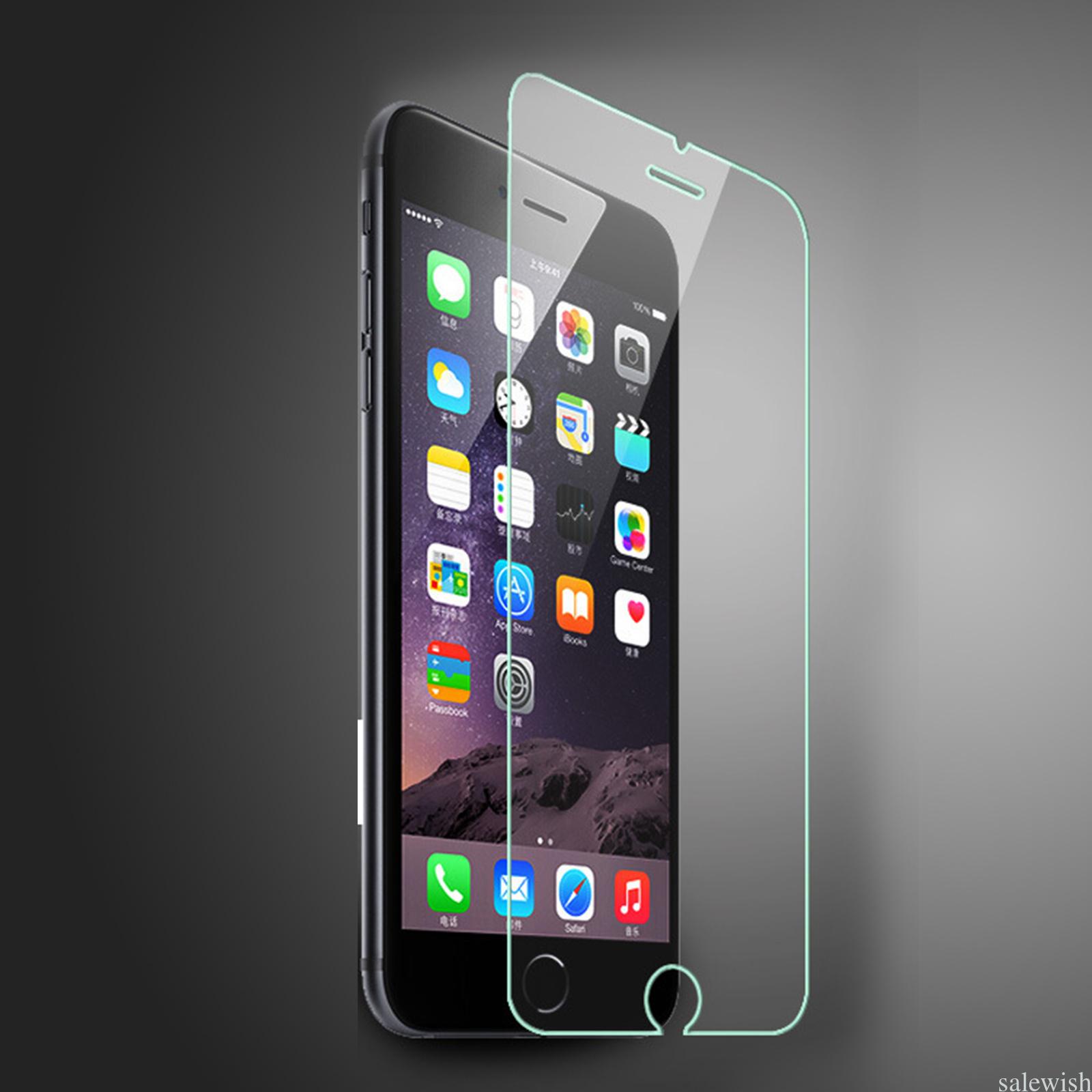 Protector-Cristal-Templado-Silk-para-iPhone-6-6S-7-Plus-9H-Transparente-New miniatura 12
