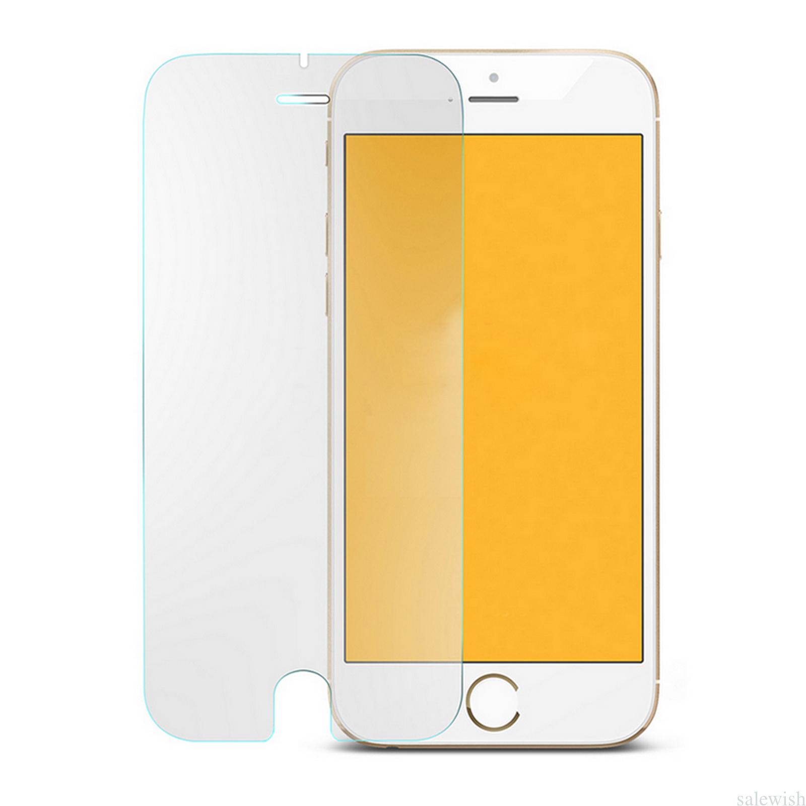 Protector-Cristal-Templado-Silk-para-iPhone-6-6S-7-Plus-9H-Transparente-New miniatura 10