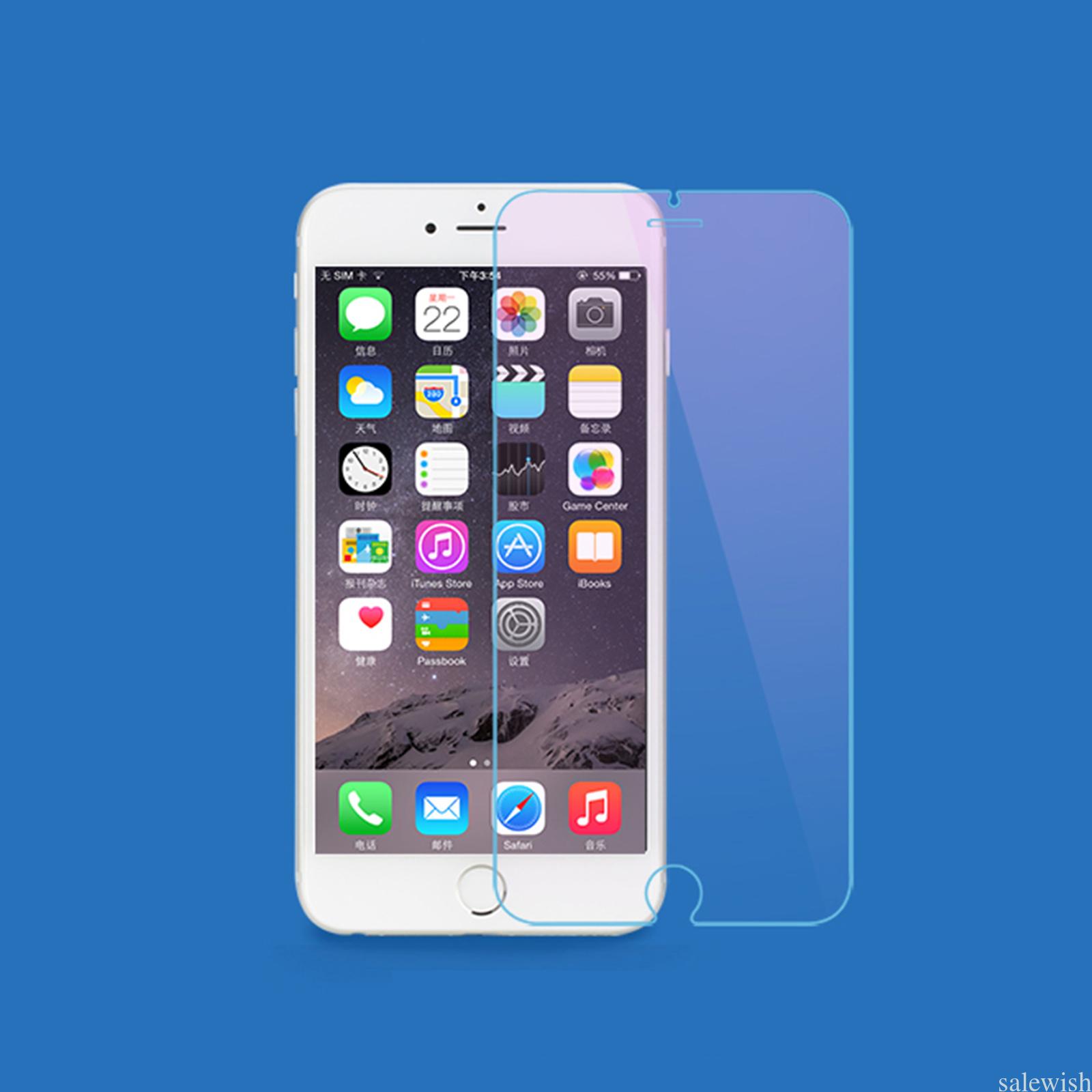 Protector-Cristal-Templado-Silk-para-iPhone-6-6S-7-Plus-9H-Transparente-New miniatura 11