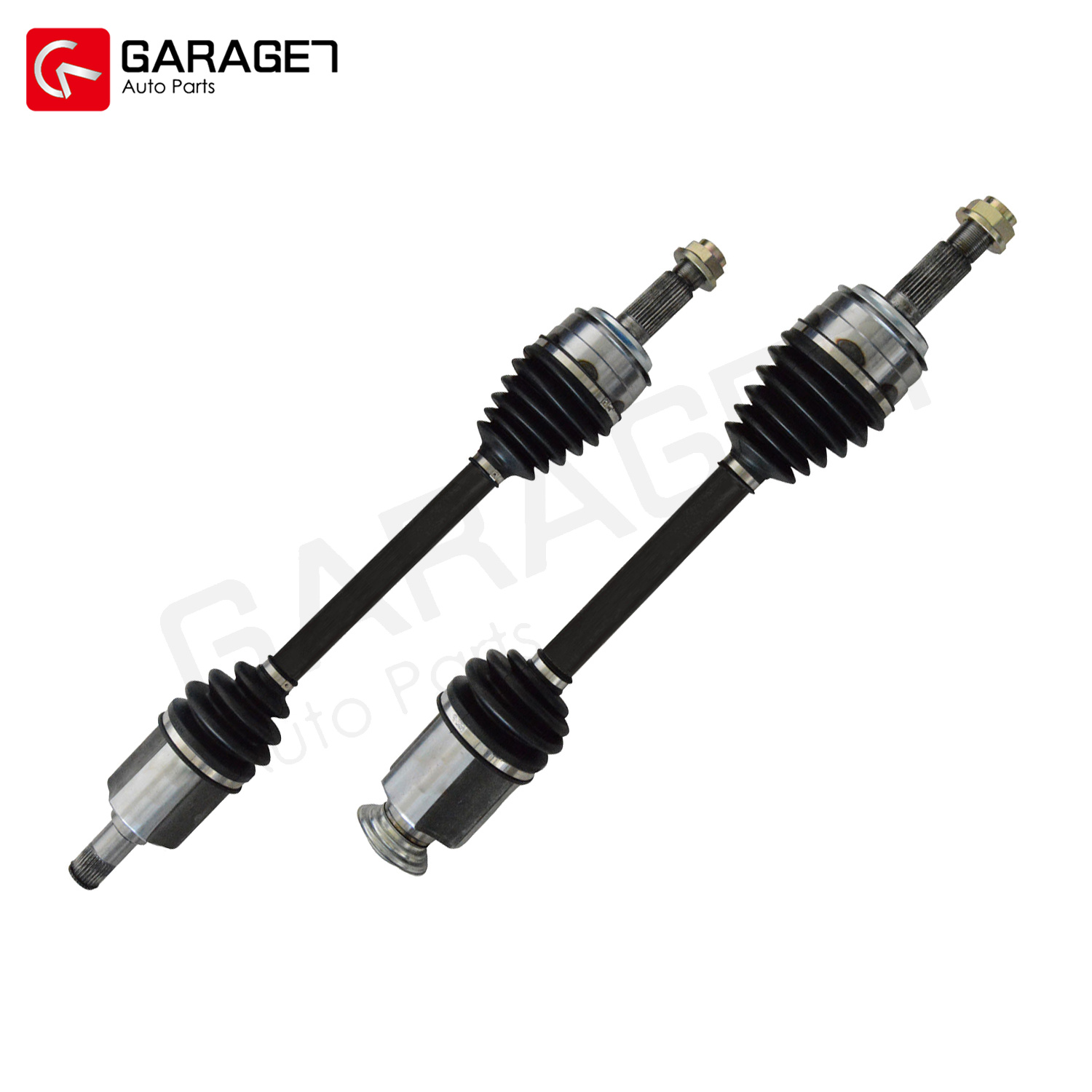Automatic Transmission Front Pair CV Axle 2 PCS For 1990-1993 HONDA ACCORD
