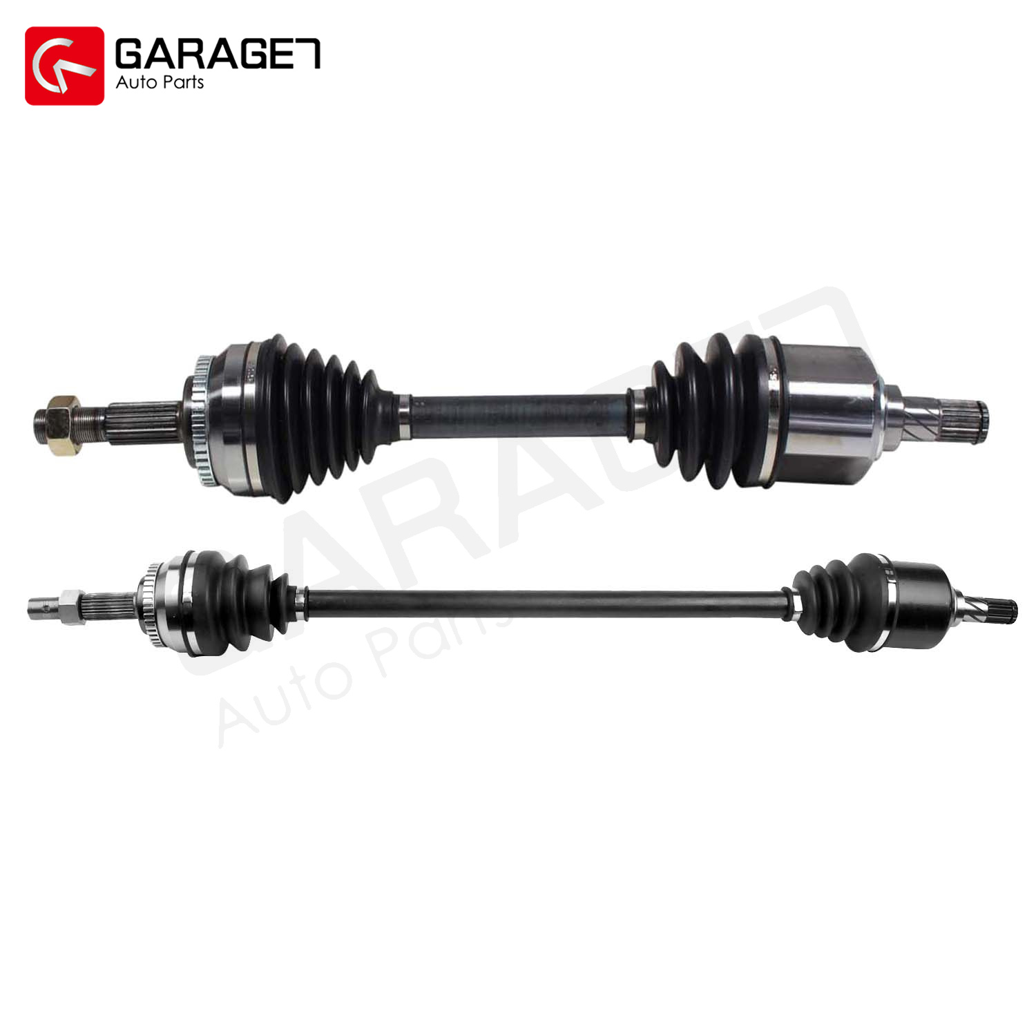 66-6250 A1 Cardone CV Joint Axle Shaft Assembly Front Driver Left ...