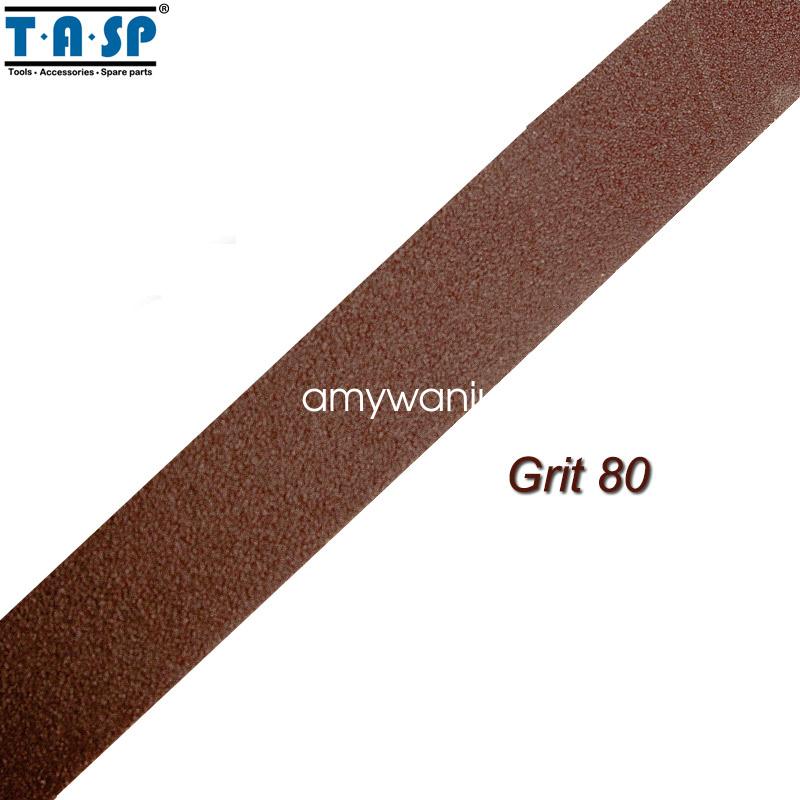 10pc 1 X30 25x762mm Sanding Belt Abrasive Belt Sander For Woodworking Ebay