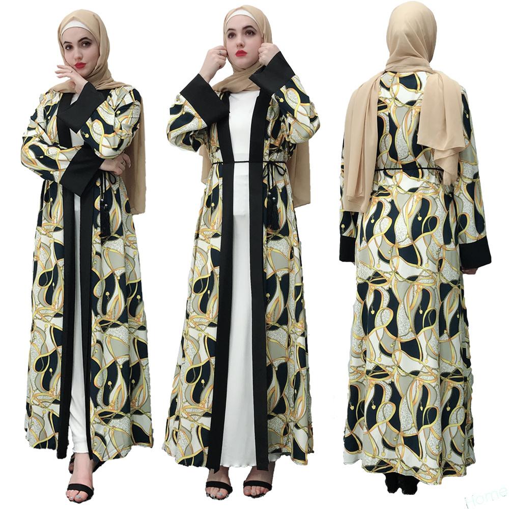 Abaya Women Plain Muslim Ladies Bodyon Slim Long Dress Dubai Jilbab Robe Kaftan