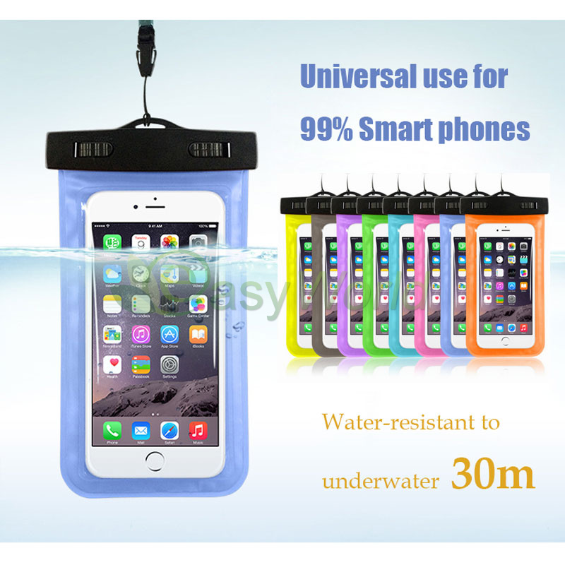 promo code 9d7e5 2dc96 Details about Waterproof Underwater Pouch Dry Bag Case Cover For Huawei P10  P9 Lite Honor 9 8