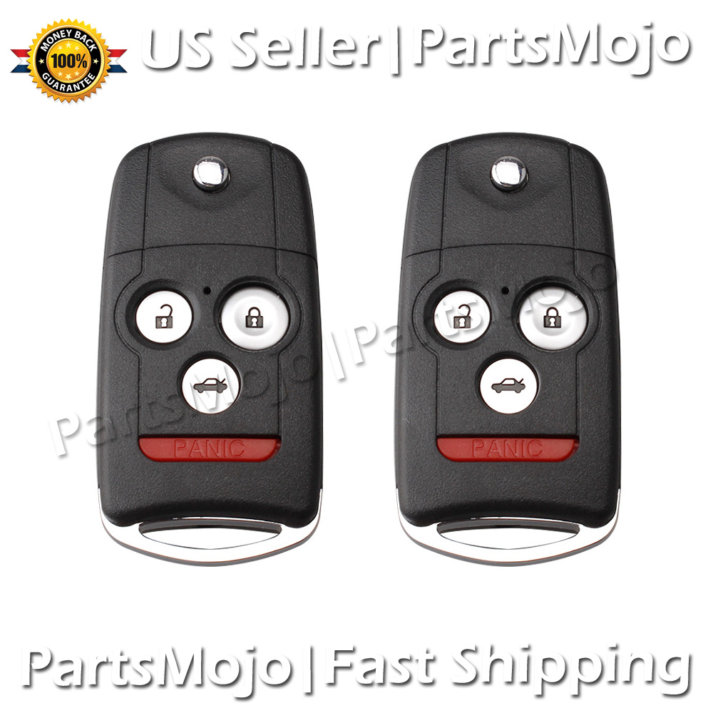 New Replacement Car Keyless Remote Key Shell For 2009-2014