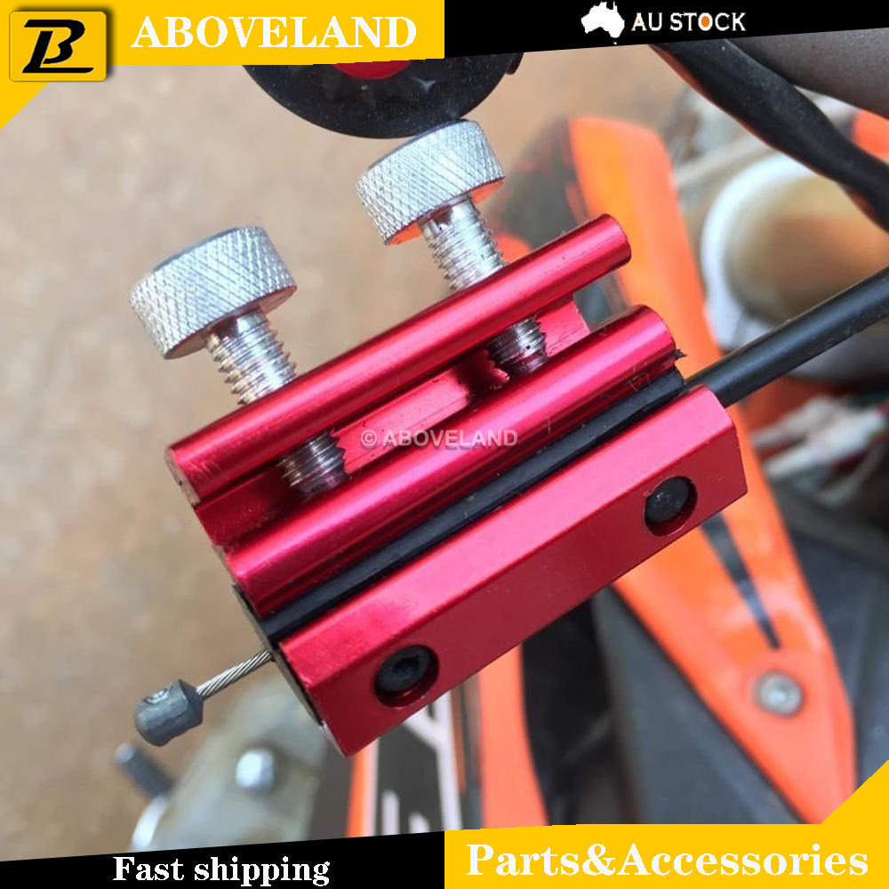 clutch throttle twin cable lube tool for Triumph Ducati KTM Victory KiWAV tool
