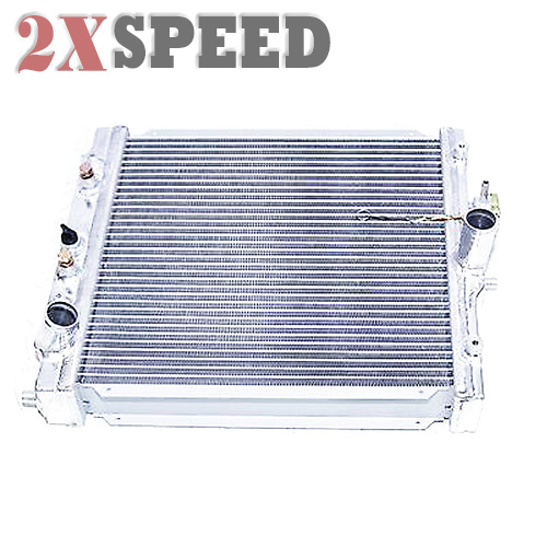 "2 Row 2/"" Radiator for 96-00 Civic DX//HX Coupe 2D 1.6L ONLY for Automatic Trans"