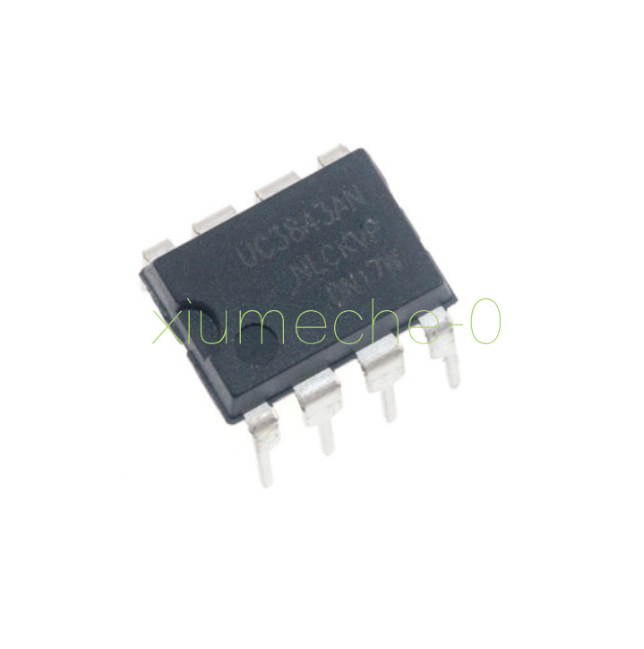 UC3842BN PWM-Kontroller 500KHz ±1000mA DIP8