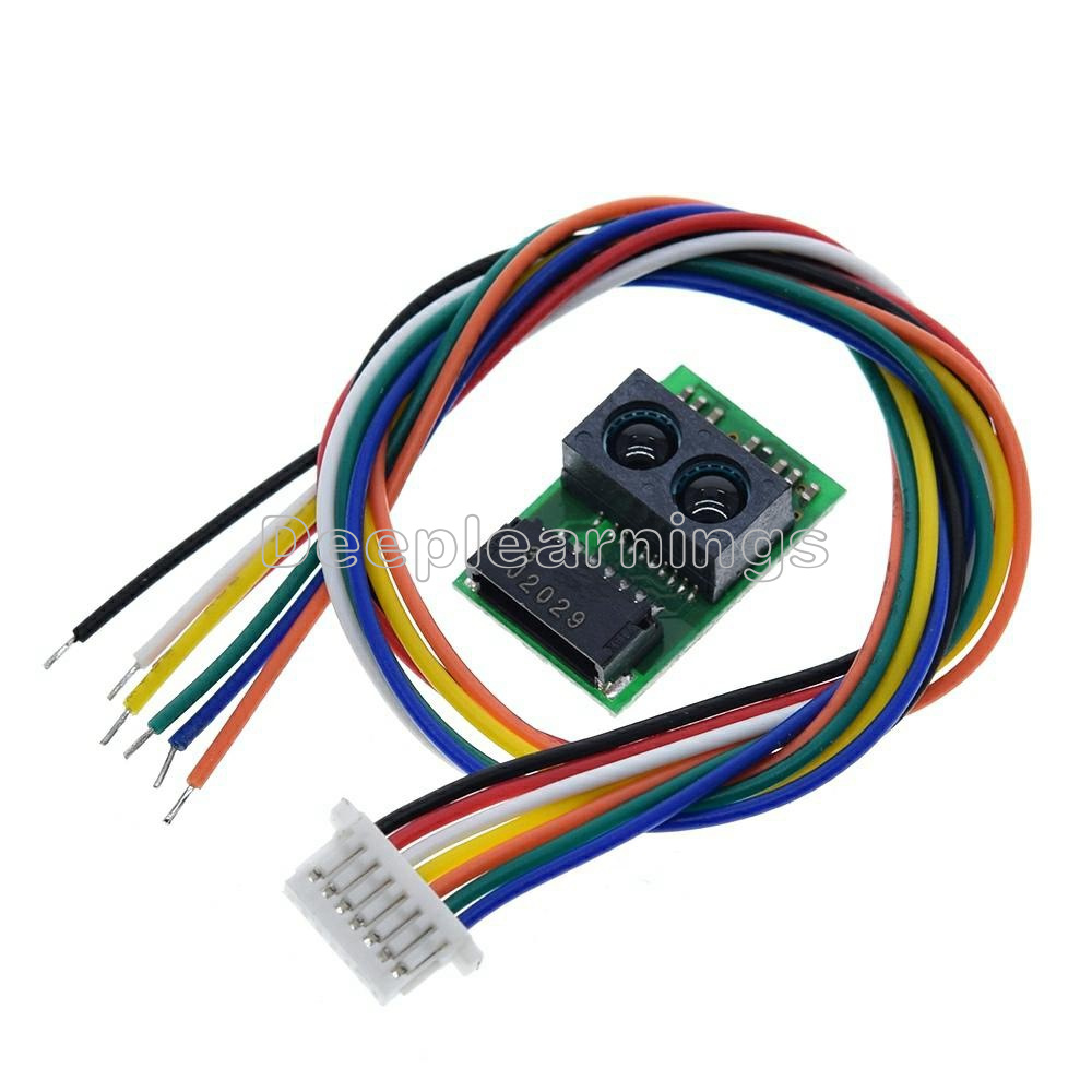 I2C GP2Y0E03 4-50CM Distance Sensor Module Infrared Ranging Sensor Module