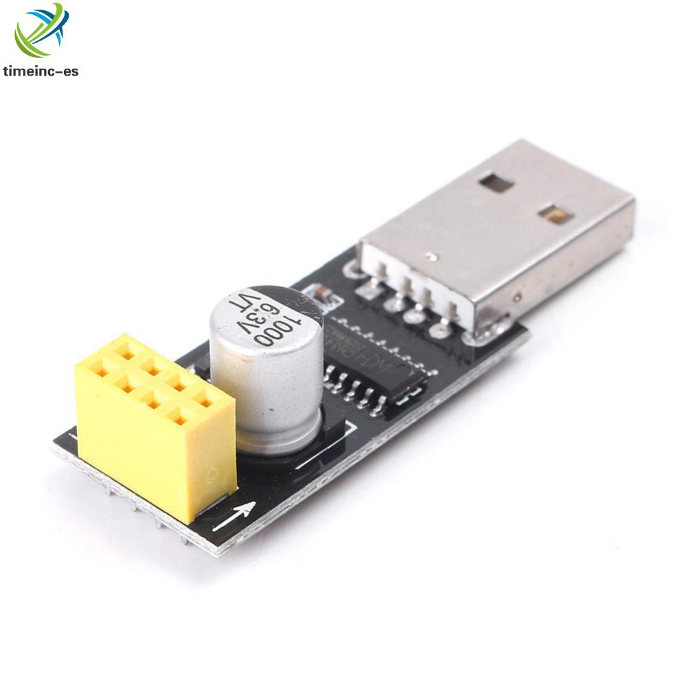 1//2//5PCS USB to ESP8266 Serial Wireless Wifi 8266 Developent Board Adapter