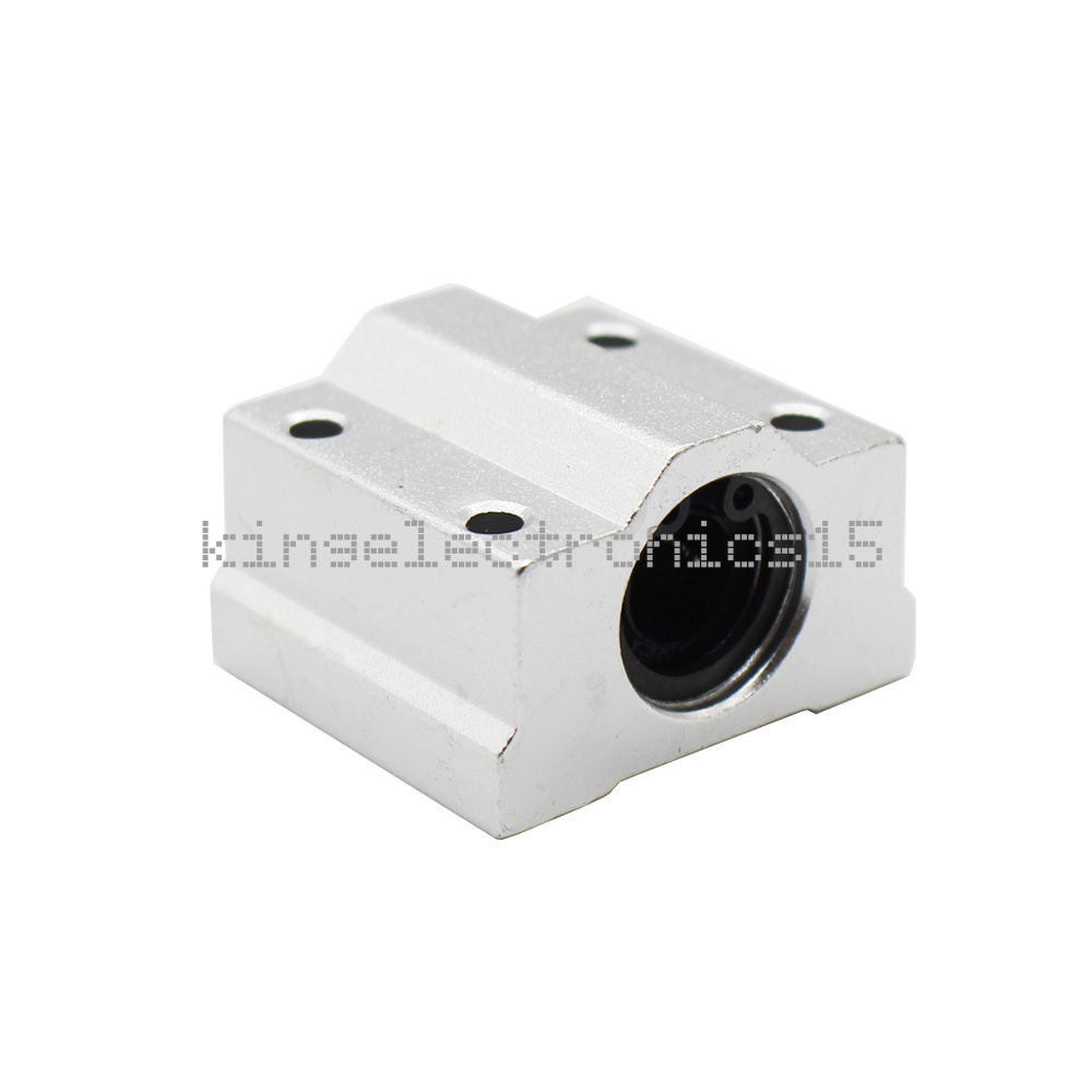 SC8UU SCS8UU 8mm Linear Motion Ball Bearing Machinery Slide Bushing CNC NEW