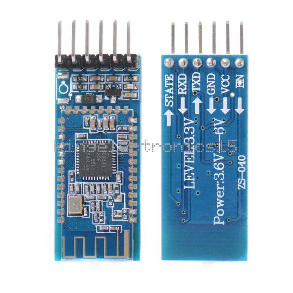 Details about 2Pcs Arduino Android IOS HM-10 BLE Bluetooth 4 0 CC2540  CC2541 Wireless Module F