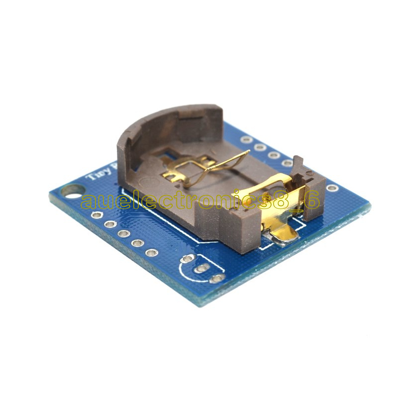 RTC I2C DS1307 AT24C32 Real Time Clock Module For Arduino AVR ARM PIC 51 ARM. Features: Brand new and high quality.