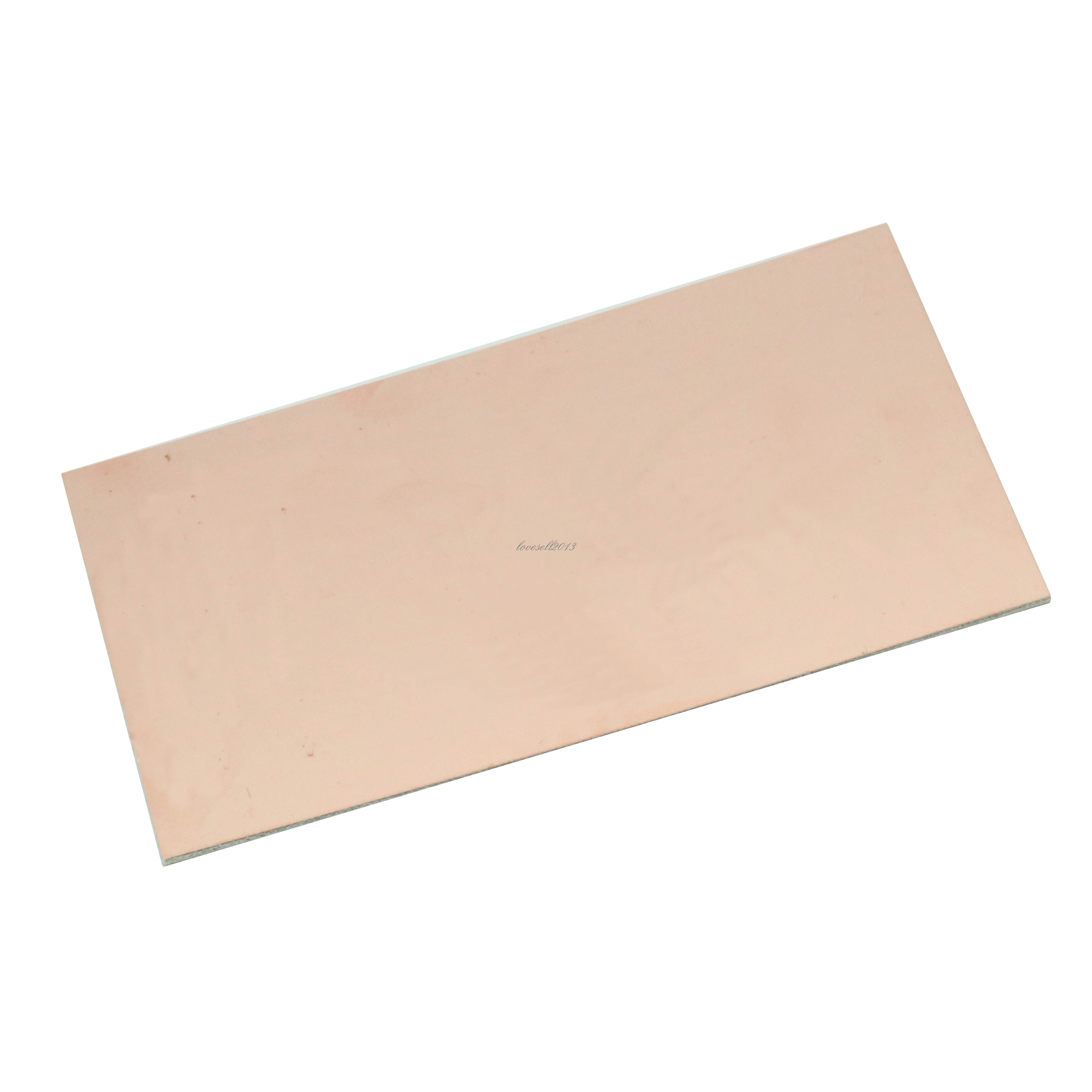 1//2//5//10PCS 10*15cm 10cmx15cm Single PCB Copper Clad Laminate Board FR4