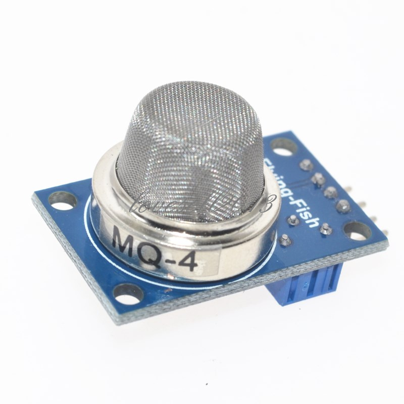 MQ-4 Methane Gas Sensor Natural Coal Co Methane Detector Module Arduino