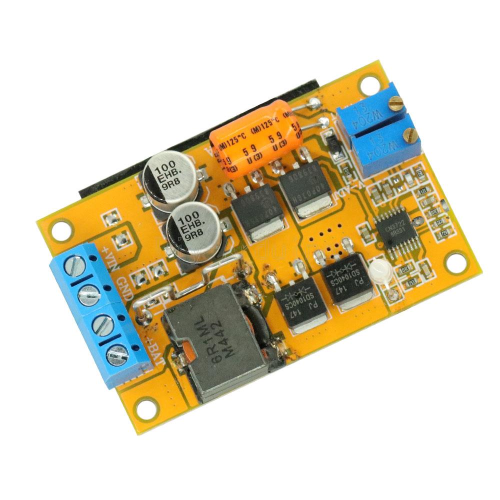 5a Mppt 9v 12v 24v Solar Panel Regulator Controller Battery Charging Auto Switch Ebay