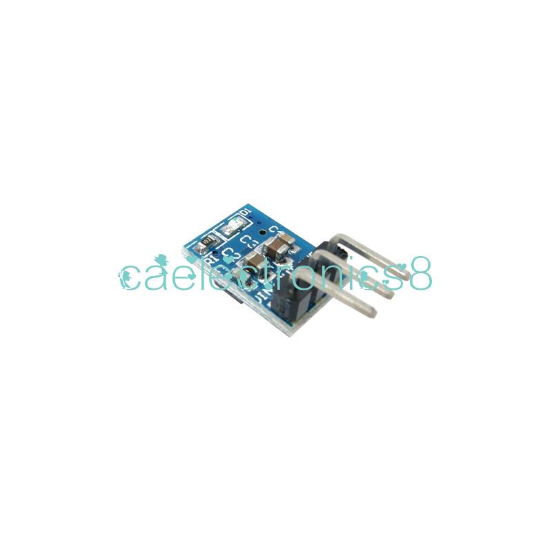 5Pcs 5V to 3.3V DC-DC Step-Down Power Supply Buck Module AMS1117 LDO 800MA BR