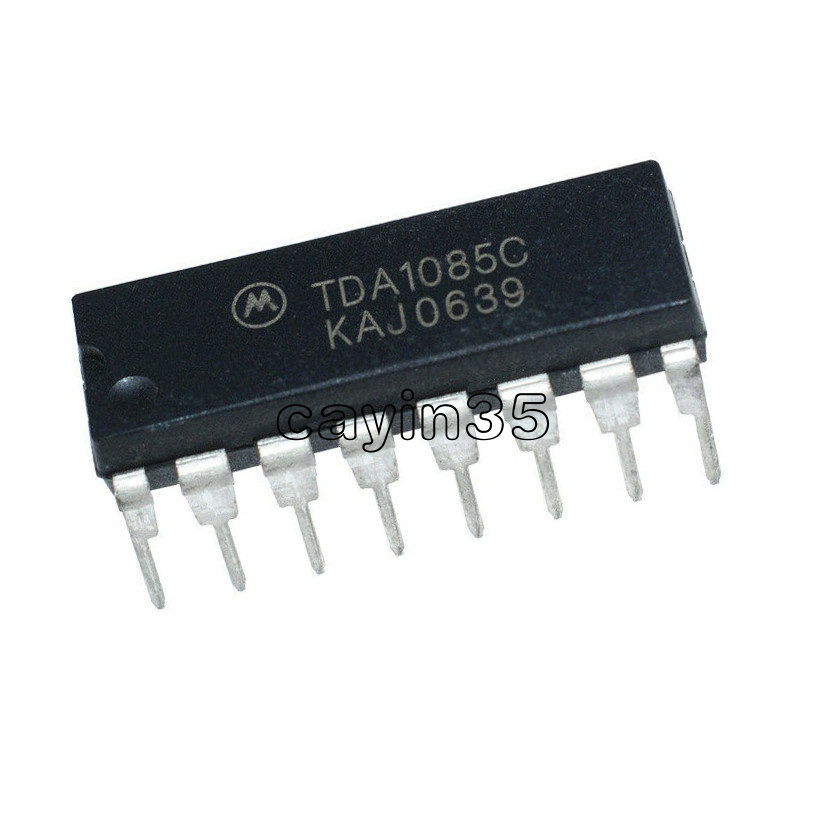 TDA1085C MOT DIP-16 Universal Motor Speed Controller Good Quality