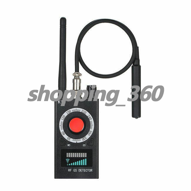 Details about Wireless Anti Spy K18 RF Camera GSM GPS Finder Bug Signal  Tracker Detector USPS