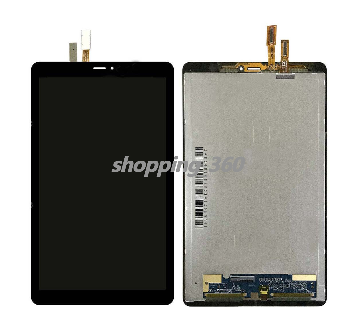 "OEM SAMSUNG GALAXY TAB A 8/"" SM-T357T~WORKING LCD~CRACK TOUCH SCREEN DIGI~FRAME"