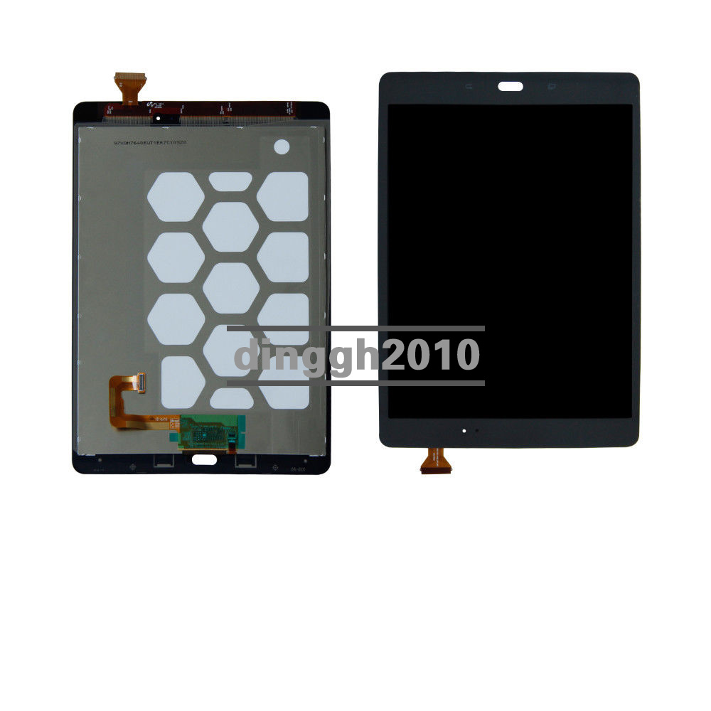 White For Samsung Galaxy Tab A 9.7 SM-T550 LCD Display Touch Digitizer #99h