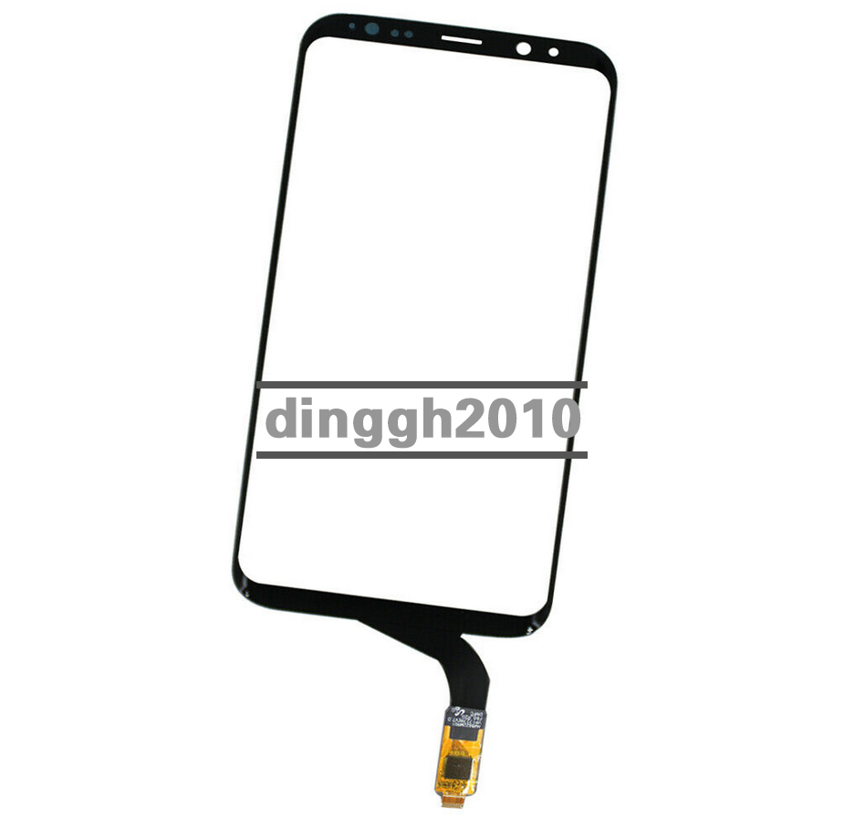NuFix LCD Replacement for Samsung Galaxy S8 Plus SM-G955W S8 Plus SM-G955UZ SM-G955N SM-G955F SM-G955 Screen Glass LCD Display Touch Digitizer Assembly with Frame and Tools G955W G955U Black