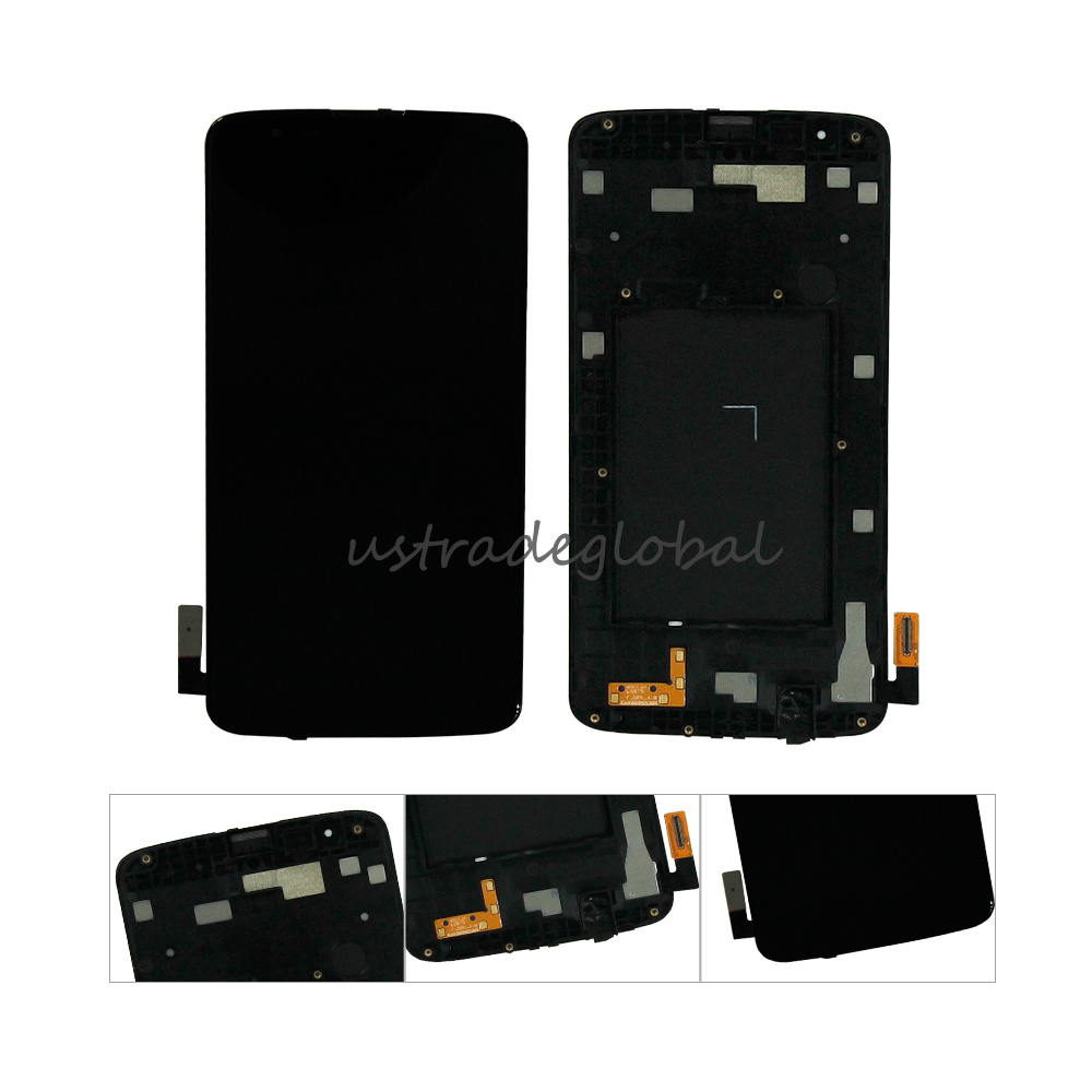 FOR-LG-Tribute-5-K7-LS675-K330-MS330-LCD-Touch-Screen-Display-Digitizer-Frame-US miniature 13