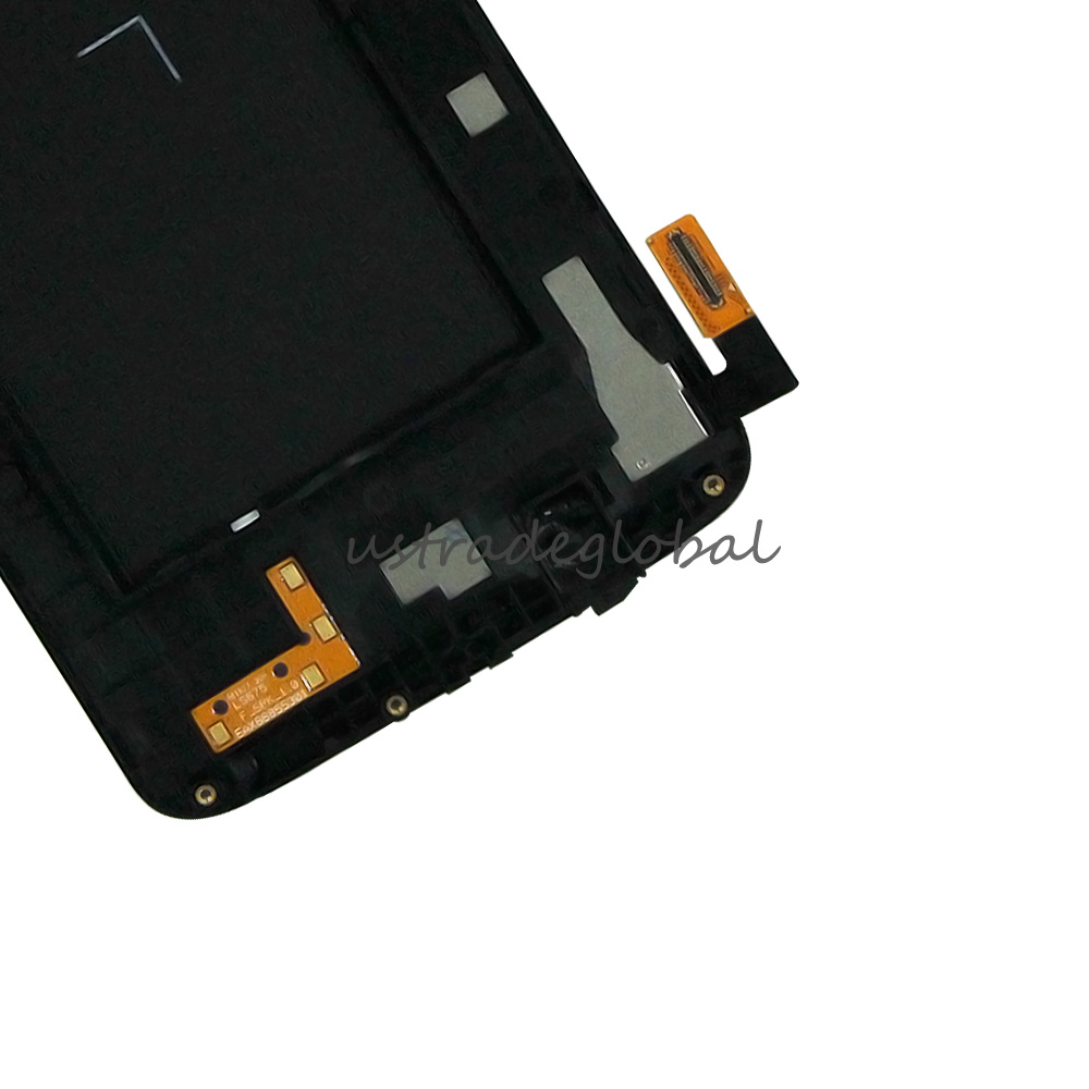 FOR-LG-Tribute-5-K7-LS675-K330-MS330-LCD-Touch-Screen-Display-Digitizer-Frame-US miniature 17