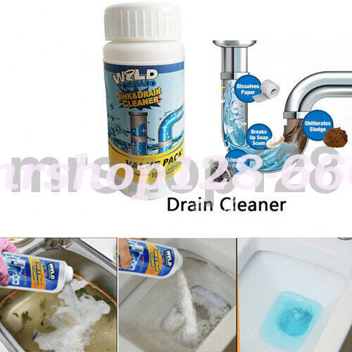 Details about 2019 Powerful Sink & Drain Cleaner-Toilet Kitchen Sink  Cleaner Tools US Seller