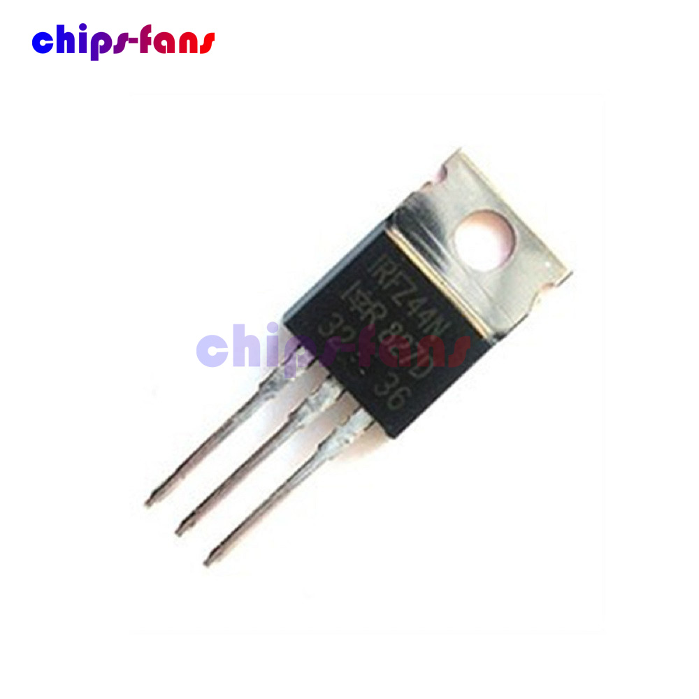 20PCS IRFZ44N IRFZ44 Transistor MOSFET N-Channel 49A 55V