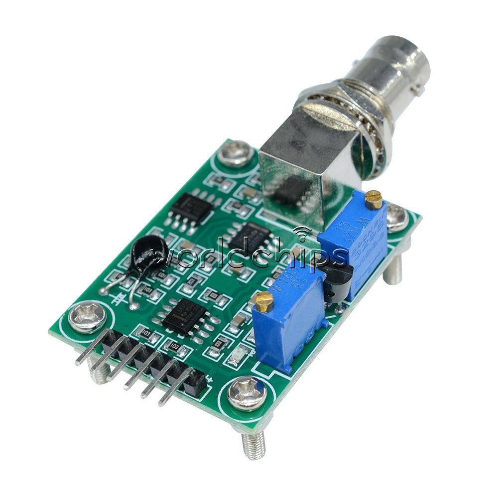 Liquid-valore-pH-0-14-Modulo-Sensore-Rileva-PH-elettrodo-sonda-BNC-per-Arduino miniatura 29