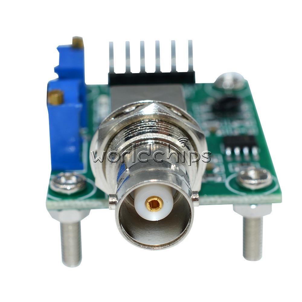 Liquid-valore-pH-0-14-Modulo-Sensore-Rileva-PH-elettrodo-sonda-BNC-per-Arduino miniatura 26