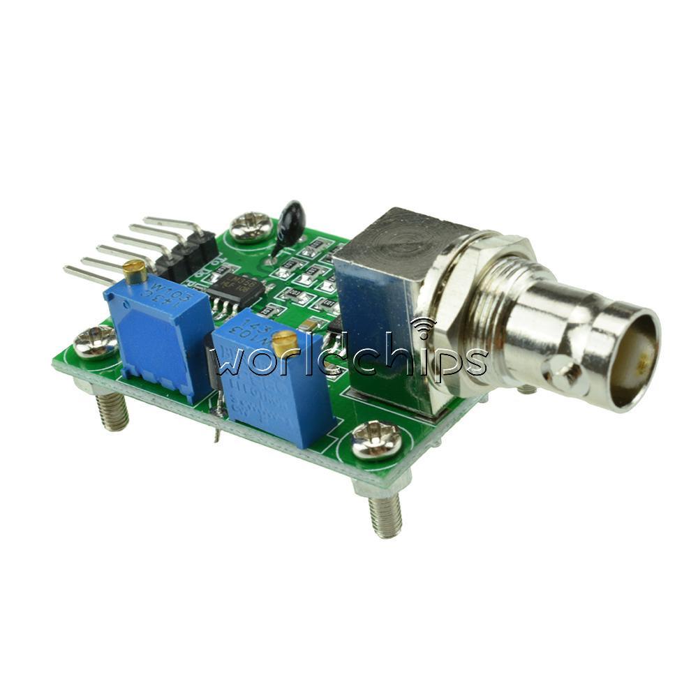 Liquid-valore-pH-0-14-Modulo-Sensore-Rileva-PH-elettrodo-sonda-BNC-per-Arduino miniatura 40