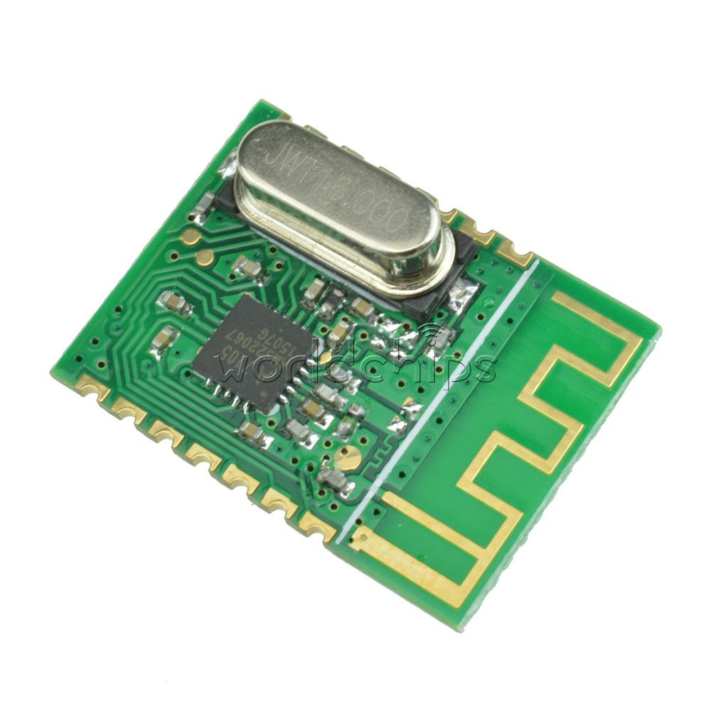 A7105 2.4G 500m Module CC2500//NRF24L01//SI4432//CC2530 Transceiver Antenna