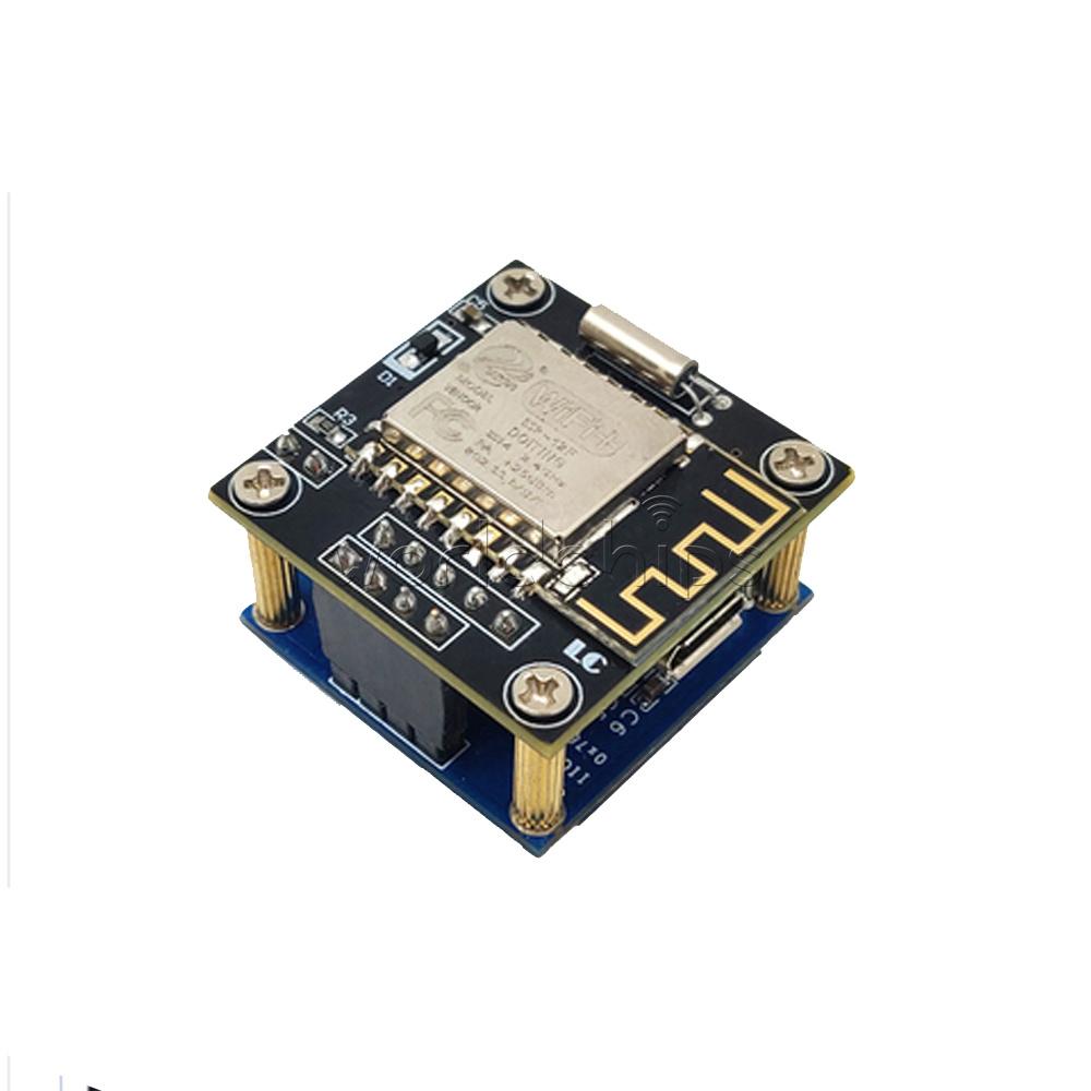 Details about  /ESP8266 0.96 inch OLED Display Clock PM2.5 ESP-12F Wifi Micro USB Module