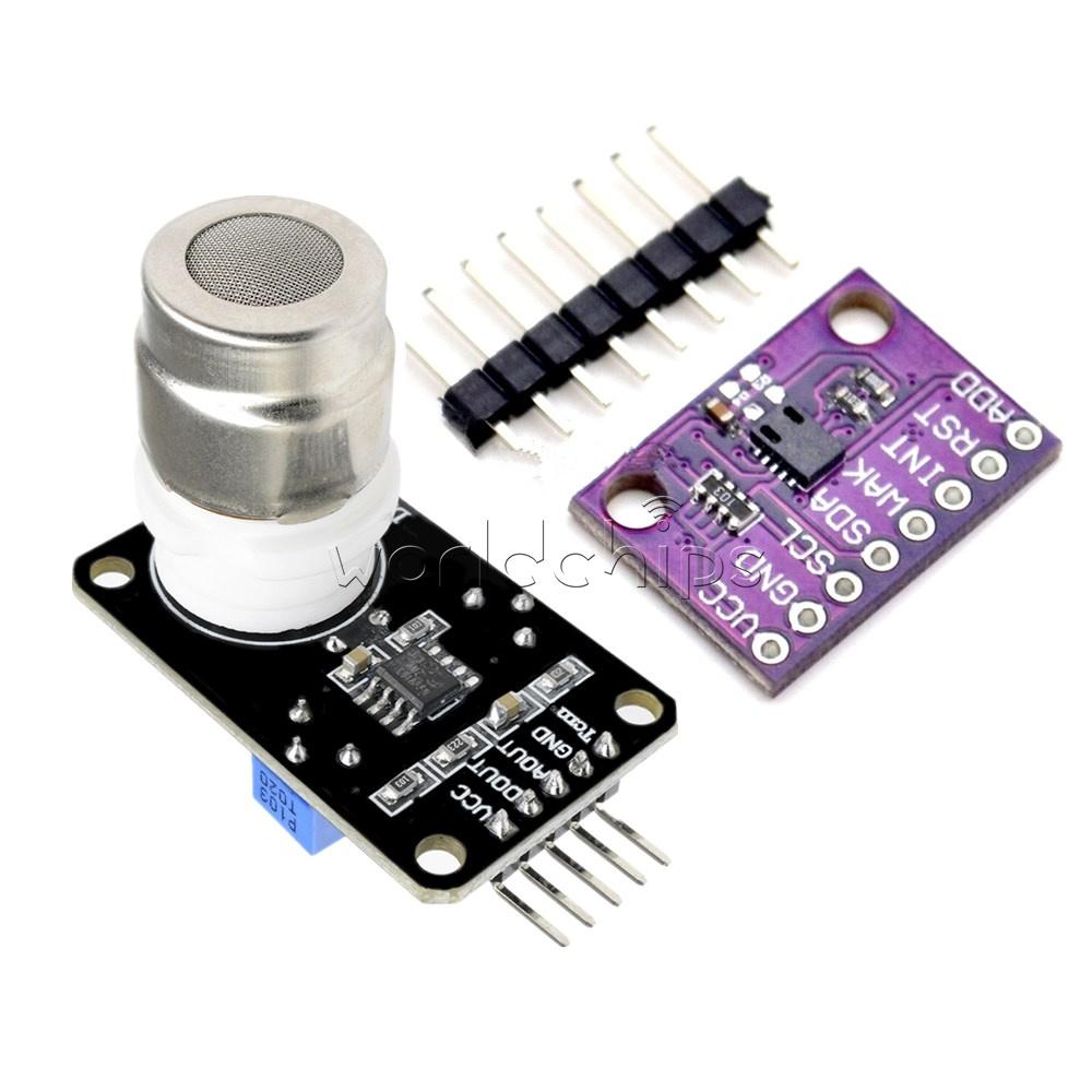 MG811 Carbon Dioxide CO2 Gas Sensor Detector Analog Signal CCS811 CJMCU Module